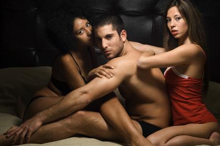 Труа в сексе